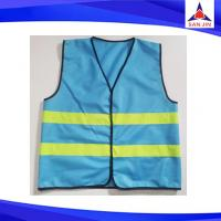 Security Protection Cycling High Visibility Reflective Safety Vest
