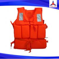 Oceanic Customized Terylene Oxford Textile Portable Life Jacket