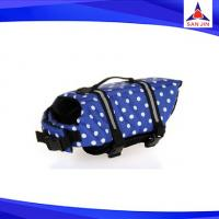 Custom design your own pet dog life jacket safe for swimming