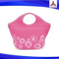 Wholesale kids custom made neoprene cooler tote bag