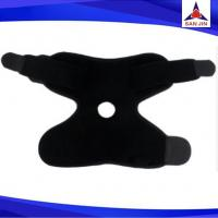 One Size Black color Neoprene Ankle Support