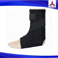 Neoprene Velcro Adjustable Breathable Tendon Ankle Compression Brace Support Protection