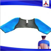 Professional neoprene shoulder support one side black color for medical support