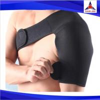 Adjustable Breathable Gym Sports Care Single Shoulder Support Back Brace Guard