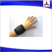 Adjustable neoprene Wrist support Compression Strap sport  Support