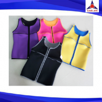 Good quality Neoprene Vest with Zip for Weight Loss, Muscle Building, Cardio Endurance and Core Strength