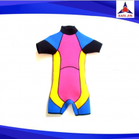 neoprene wetsuit colorful design