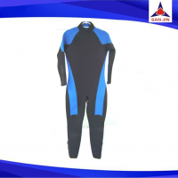 Neoprene wetsuit 3/5mm SCR material fabric scuba surfing swimming diving suit