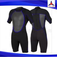 Wet suit thermal body protector summer swimming surfing diving suit surfing