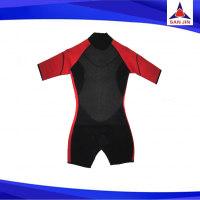 Kitesurfing neoprene short sleeves suit for adults water sports wear